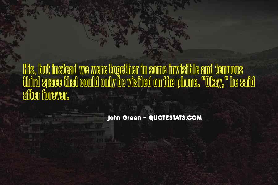 To Be Together Forever With You Quotes #170742