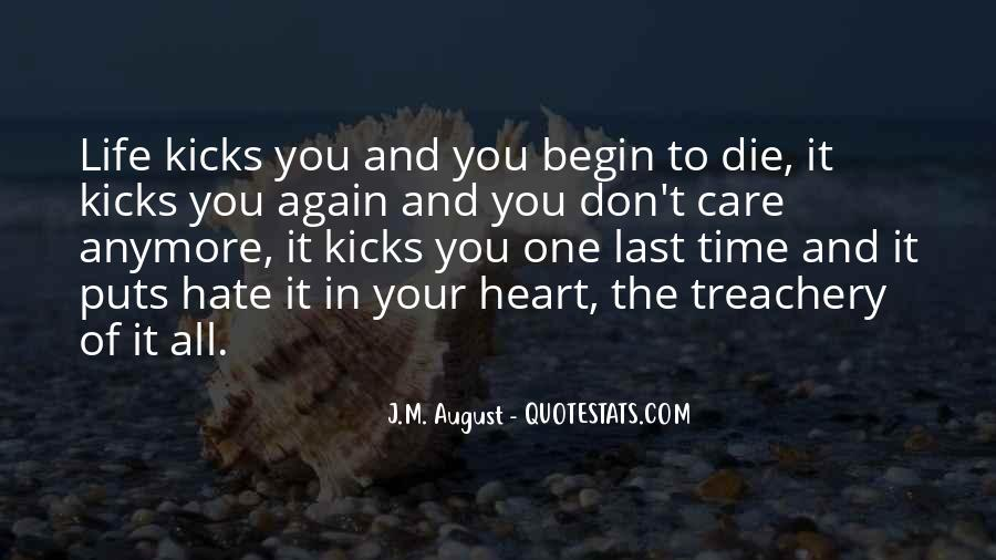 To Begin Again Quotes #161789