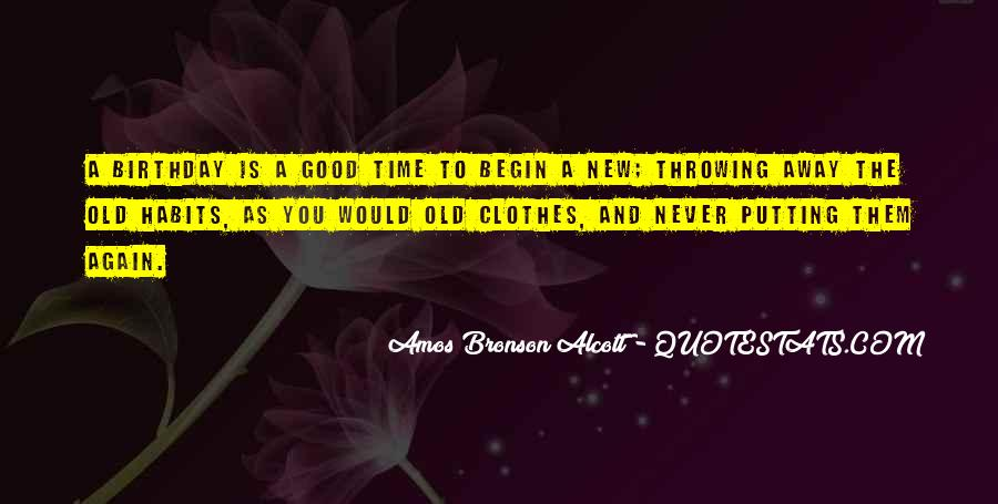 To Begin Again Quotes #287326