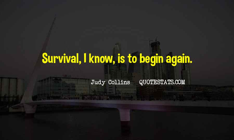To Begin Again Quotes #300644