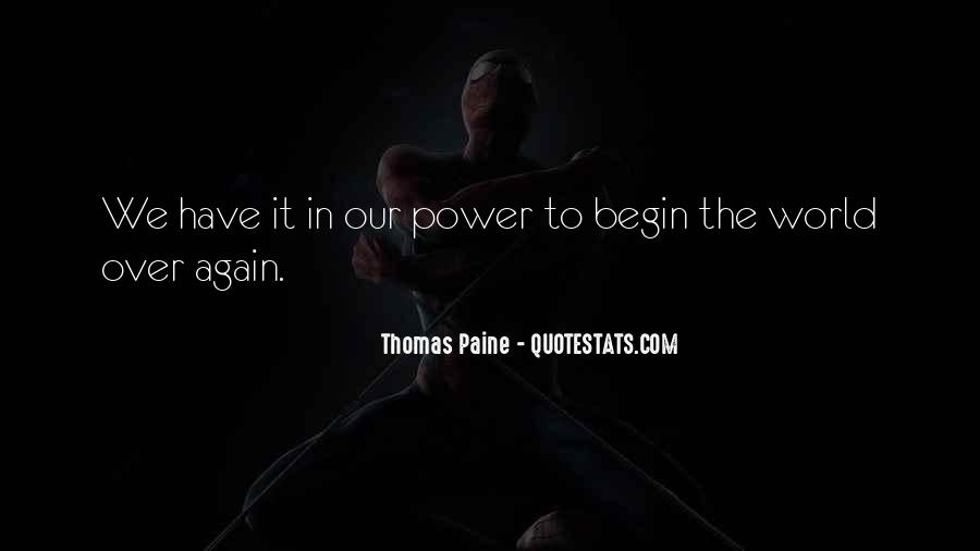 To Begin Again Quotes #380815