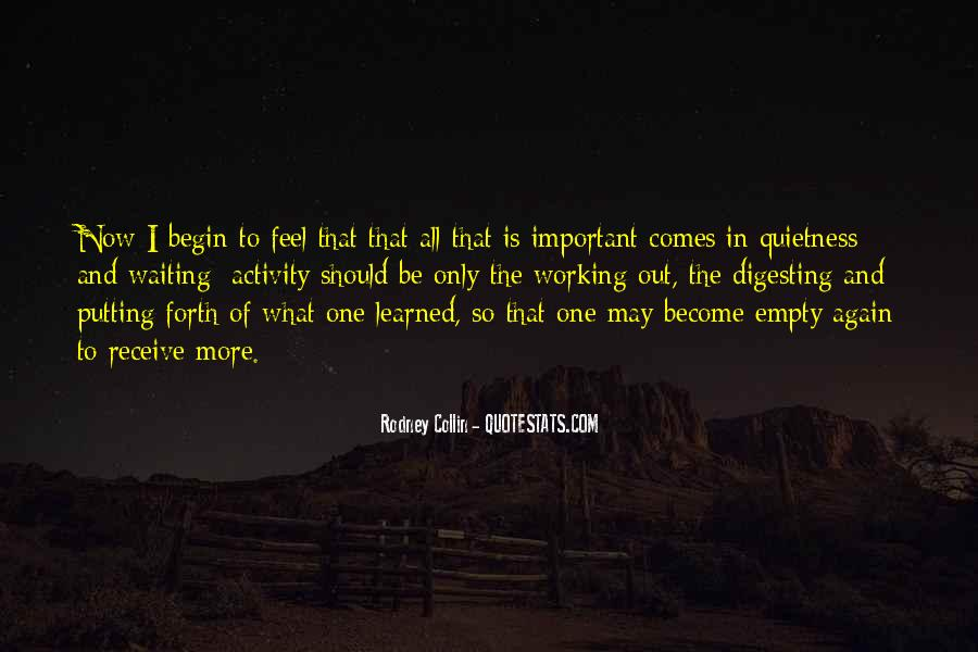 To Begin Again Quotes #422718