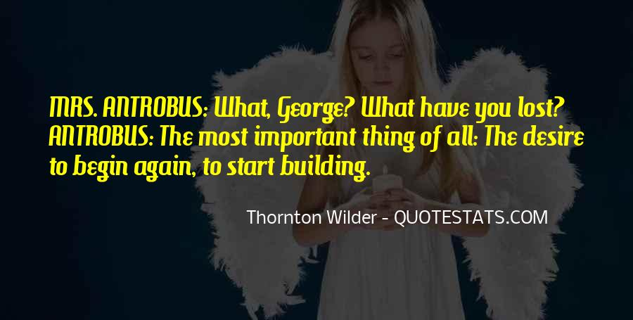 To Begin Again Quotes #551522