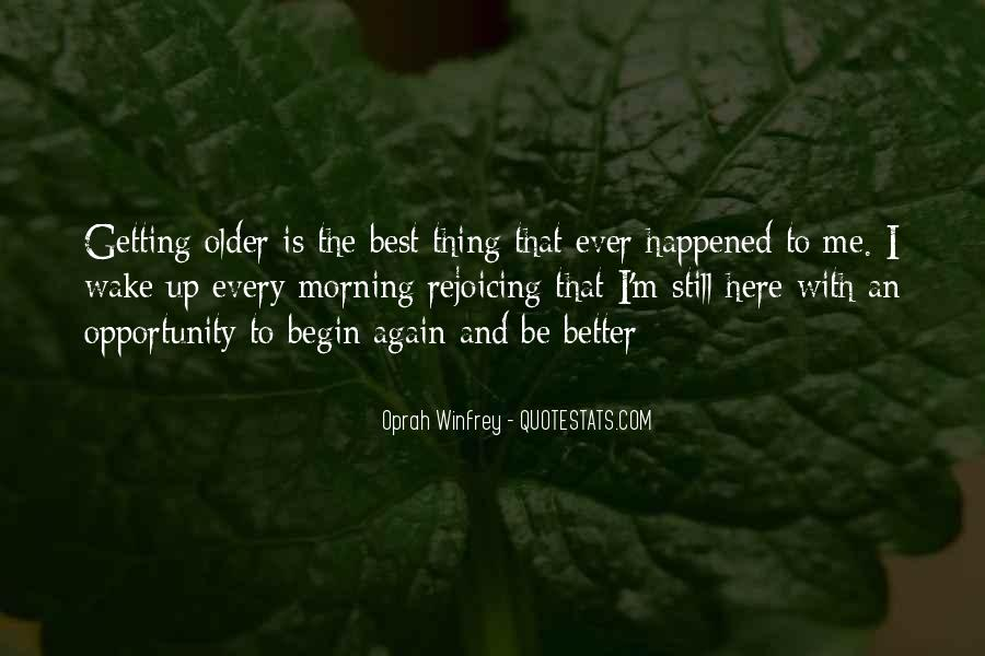 To Begin Again Quotes #722381
