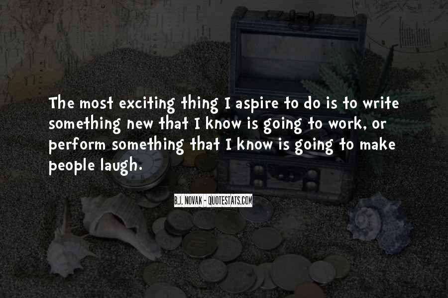 To Do Something New Quotes #249889