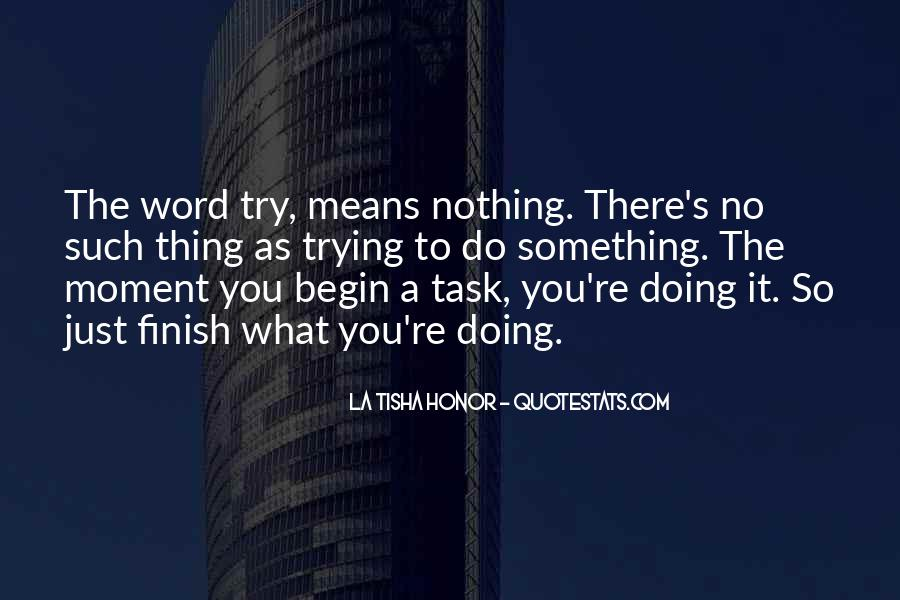 To Do Something New Quotes #354089