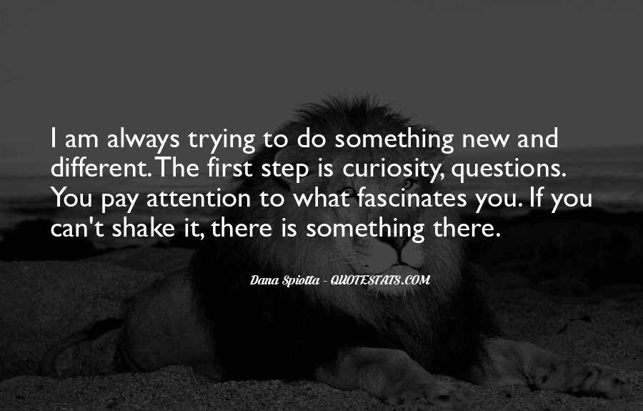 To Do Something New Quotes #405053