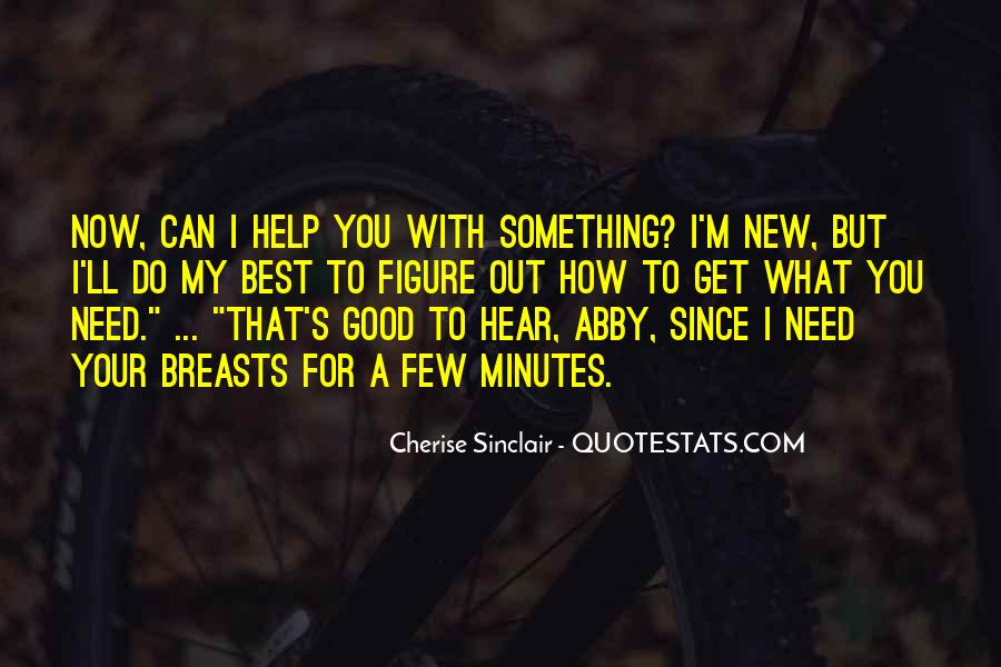 To Do Something New Quotes #43596