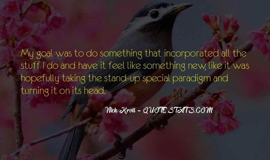 To Do Something New Quotes #78580