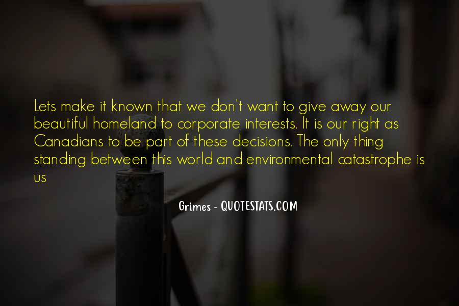 To Give Away Quotes #121359