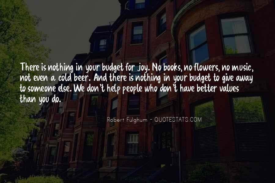 To Give Away Quotes #169266