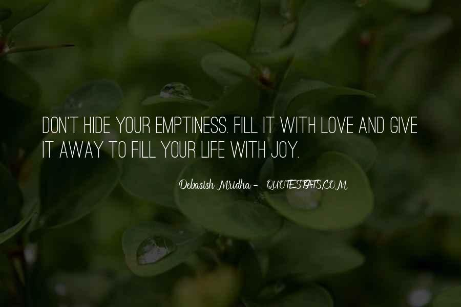 To Give Away Quotes #170498
