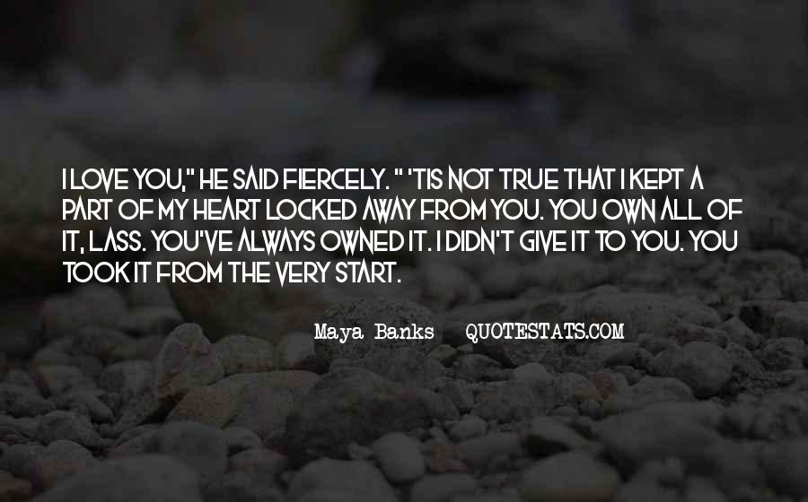 To Give Away Quotes #175156