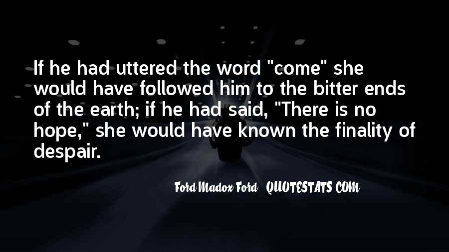 To Him Quotes #1937