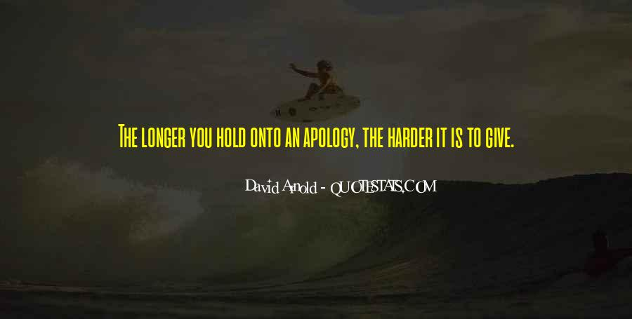 To Hold You Quotes #68031