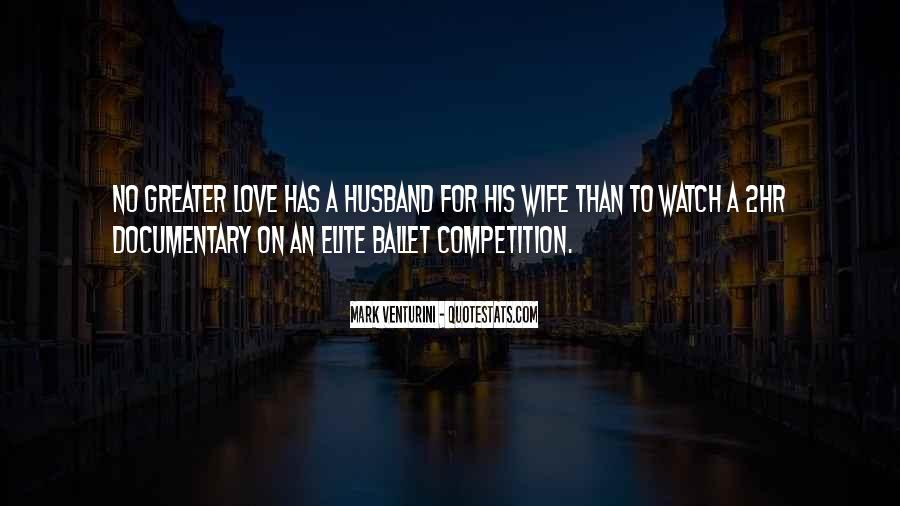 To Husband Love Quotes #179279