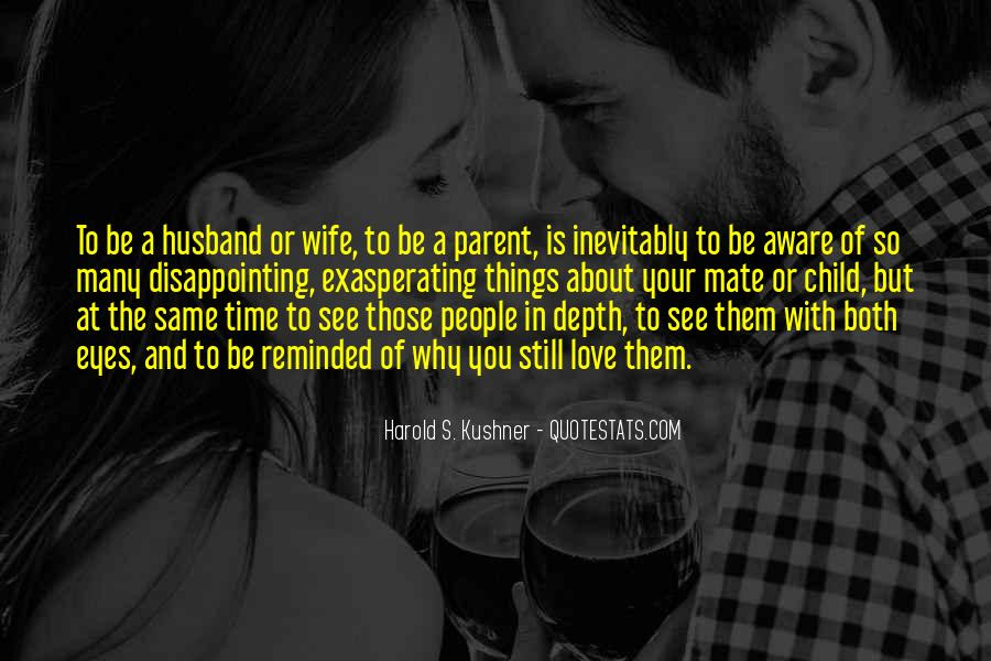To Husband Love Quotes #68150