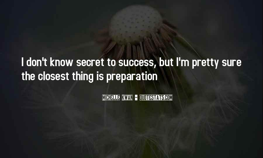 To Know Success Quotes #102701