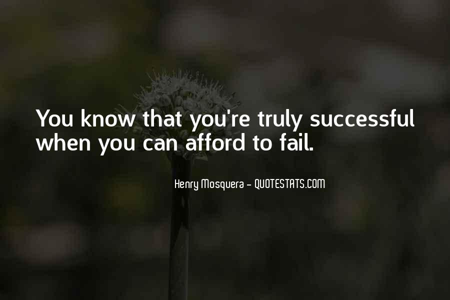 To Know Success Quotes #142623