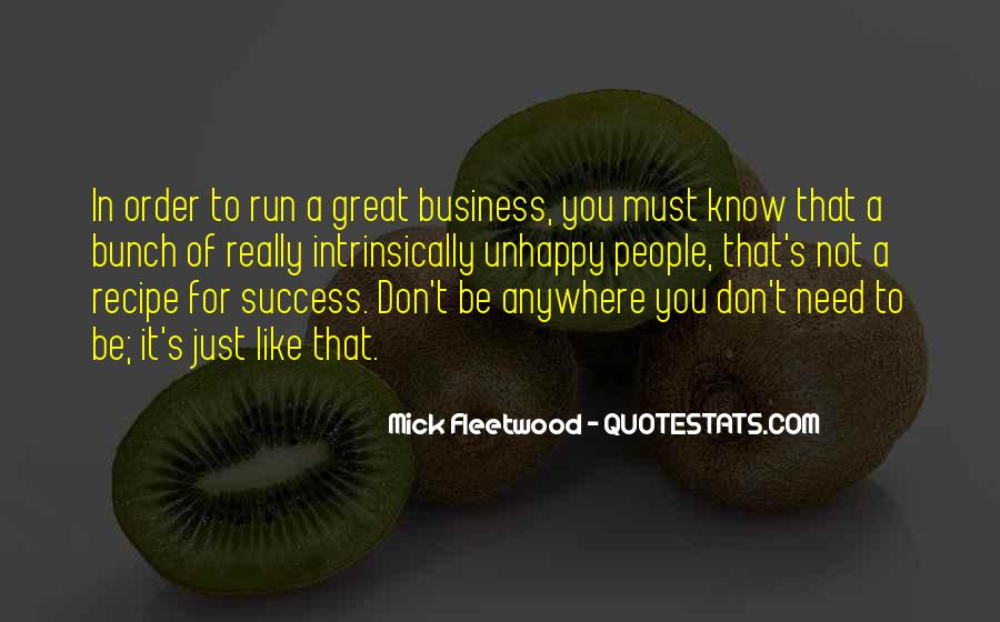 To Know Success Quotes #154820