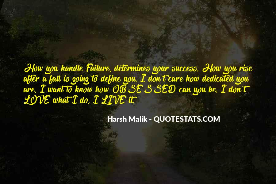 To Know Success Quotes #226970