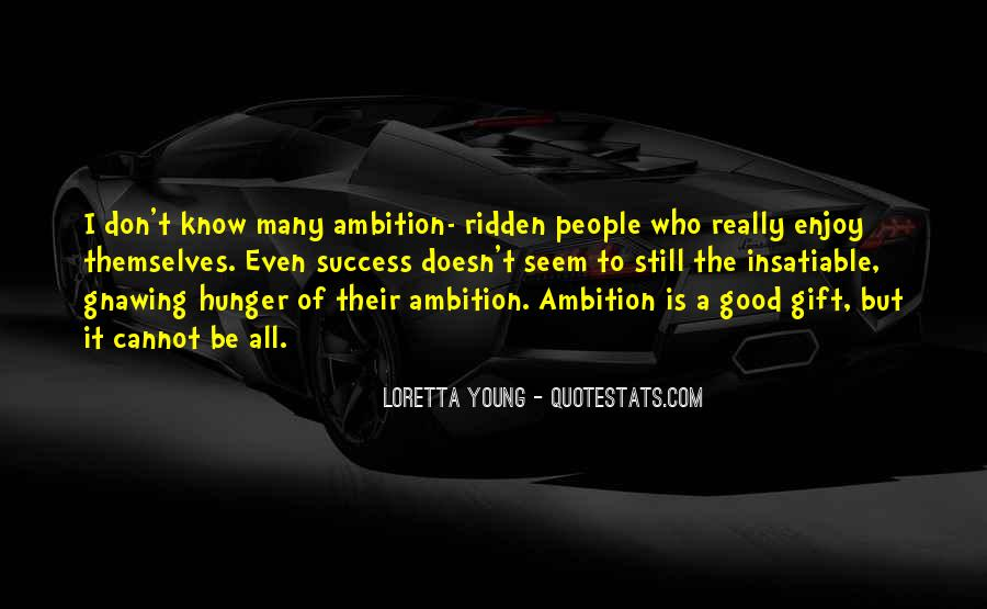 To Know Success Quotes #236778