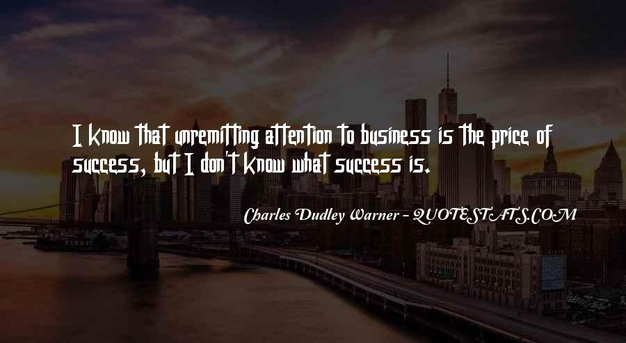 To Know Success Quotes #271835