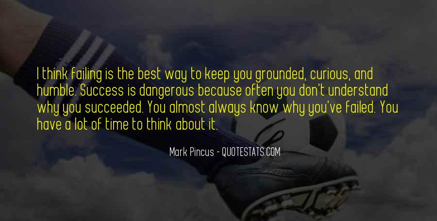 To Know Success Quotes #273556