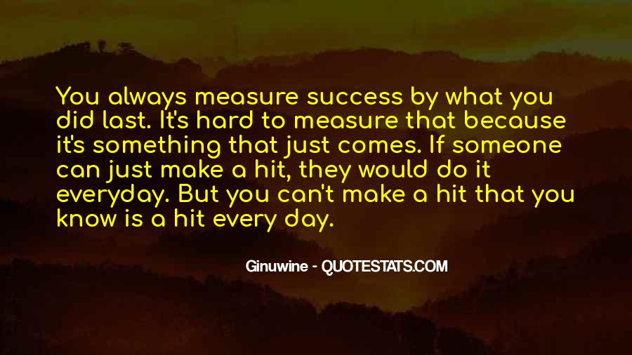 To Know Success Quotes #298510