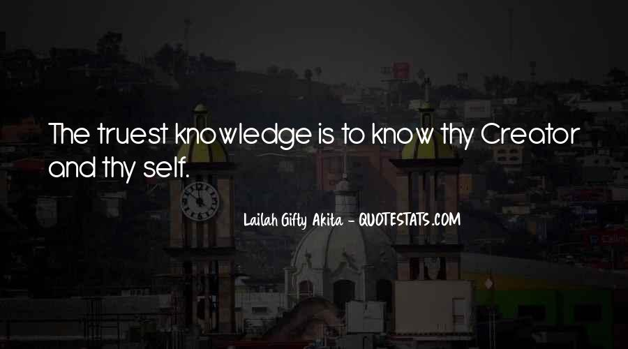 To Know Success Quotes #333119