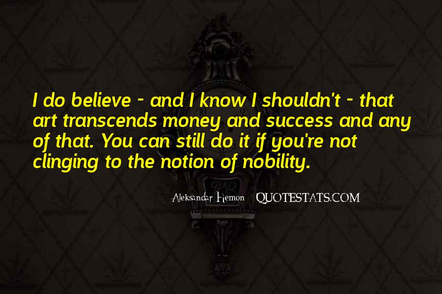 To Know Success Quotes #349334