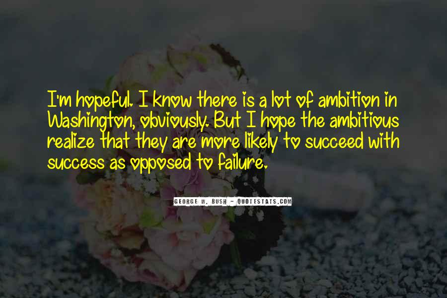 To Know Success Quotes #35948