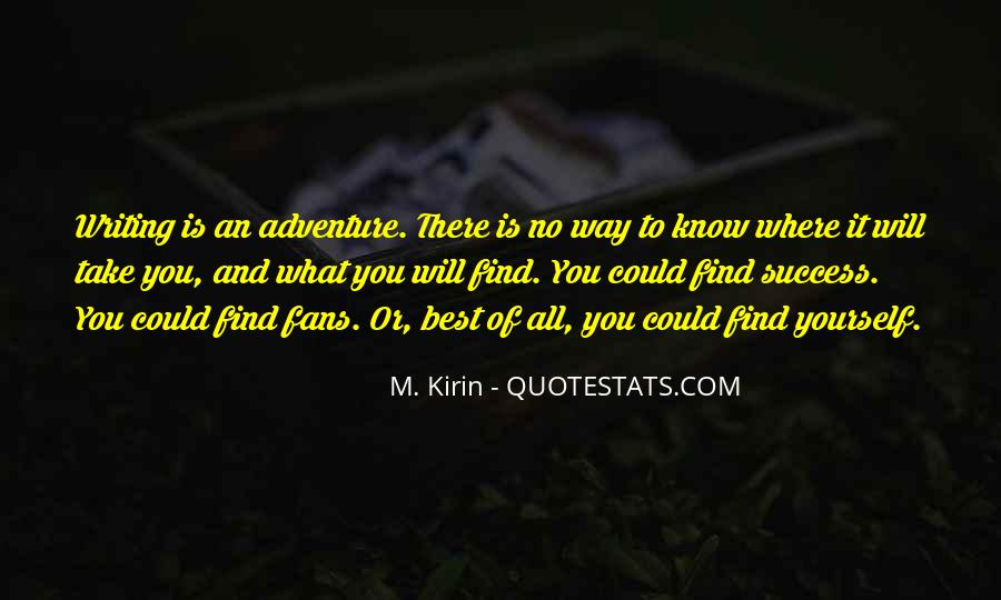 To Know Success Quotes #363400
