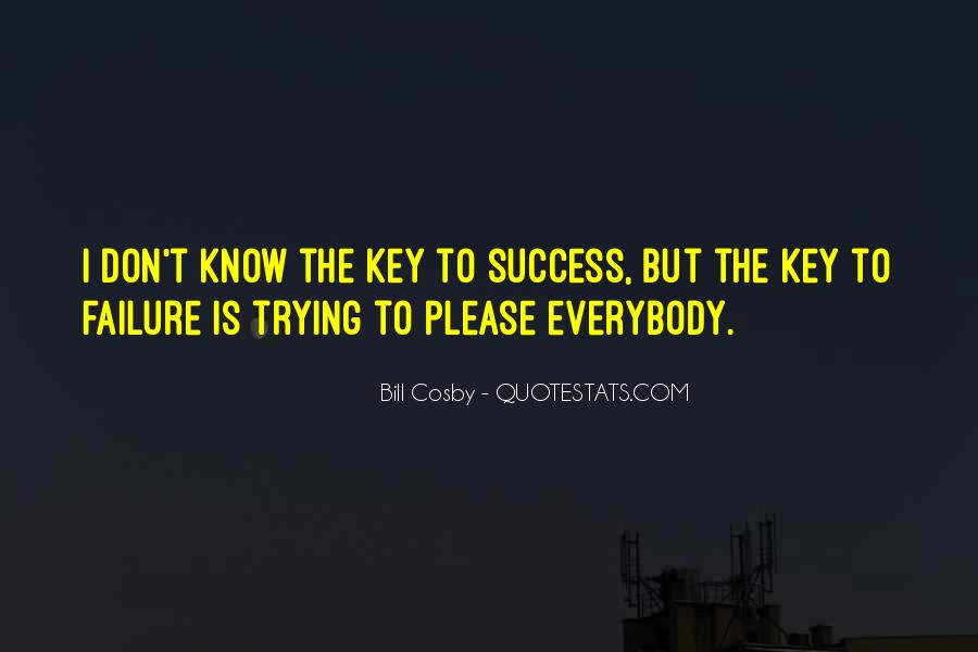 To Know Success Quotes #381704