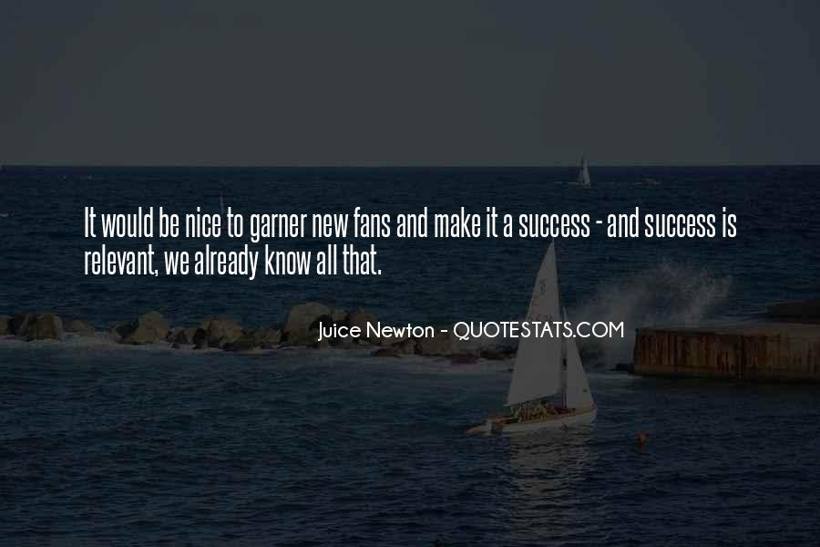 To Know Success Quotes #390679