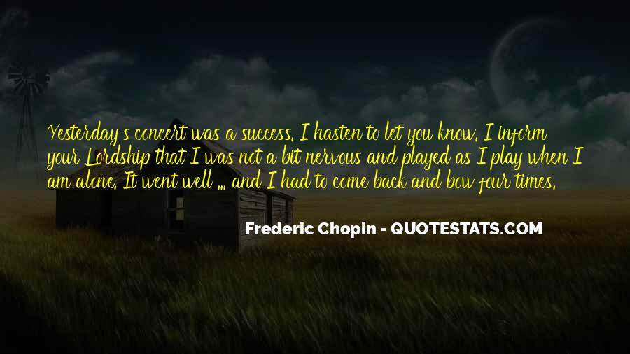 To Know Success Quotes #461052