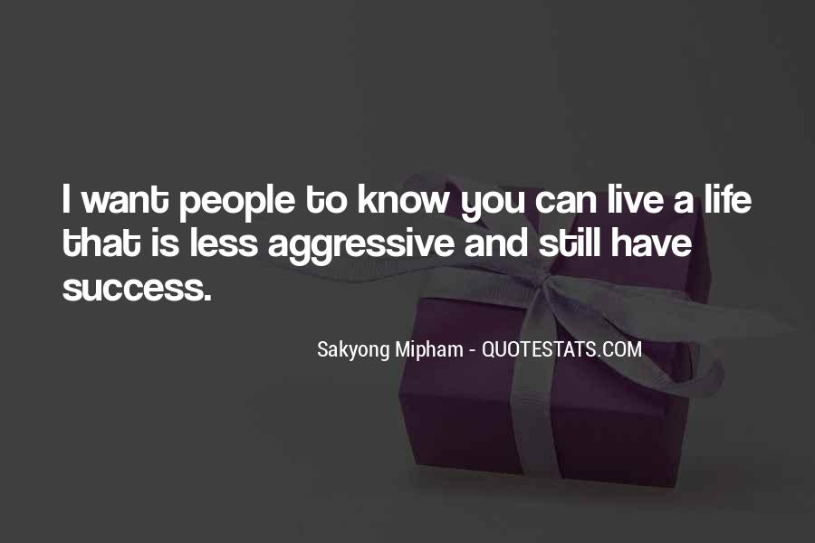 To Know Success Quotes #493873