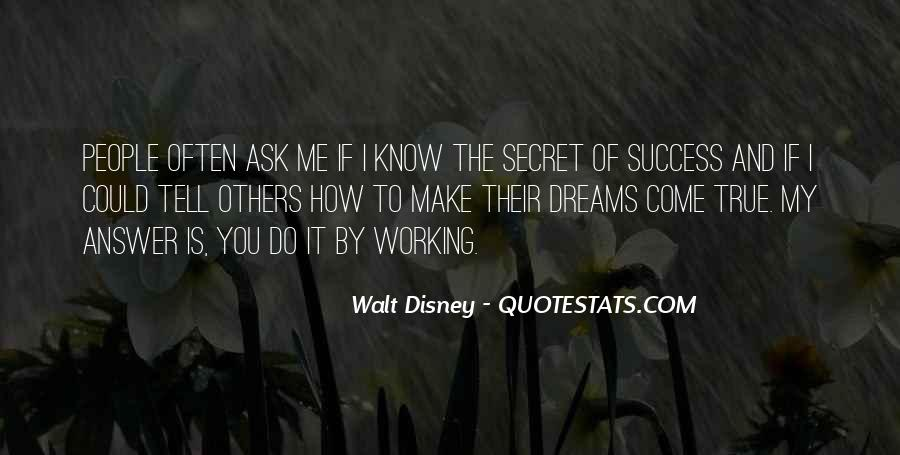 To Know Success Quotes #75255