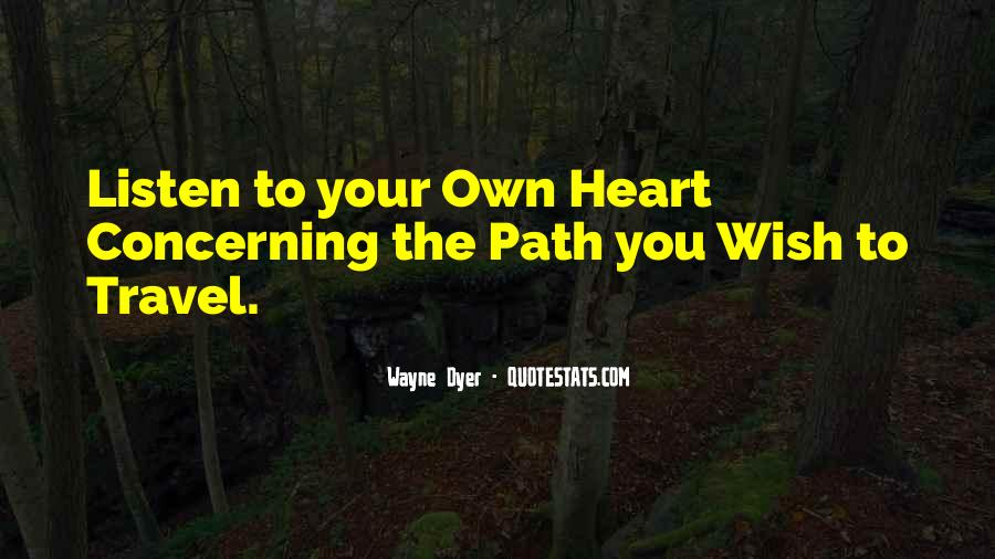 To Listen Quotes #11777