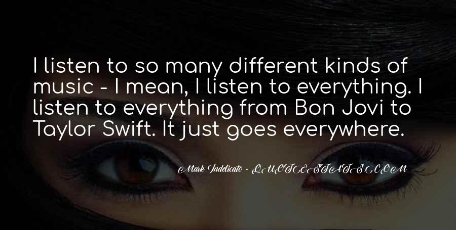 To Listen Quotes #12796