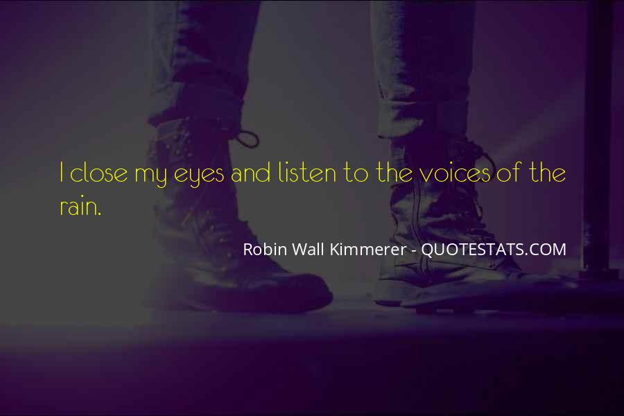 To Listen Quotes #12855