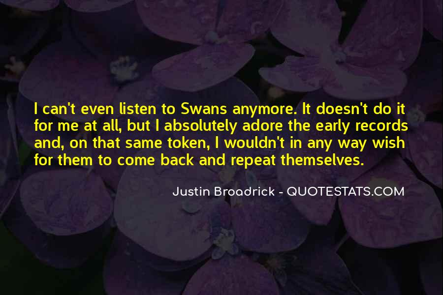 To Listen Quotes #13479