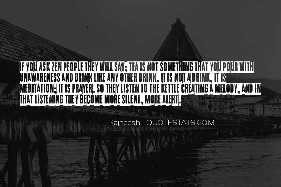 To Listen Quotes #15096