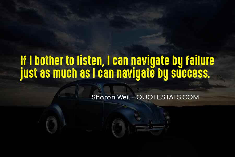 To Listen Quotes #16595