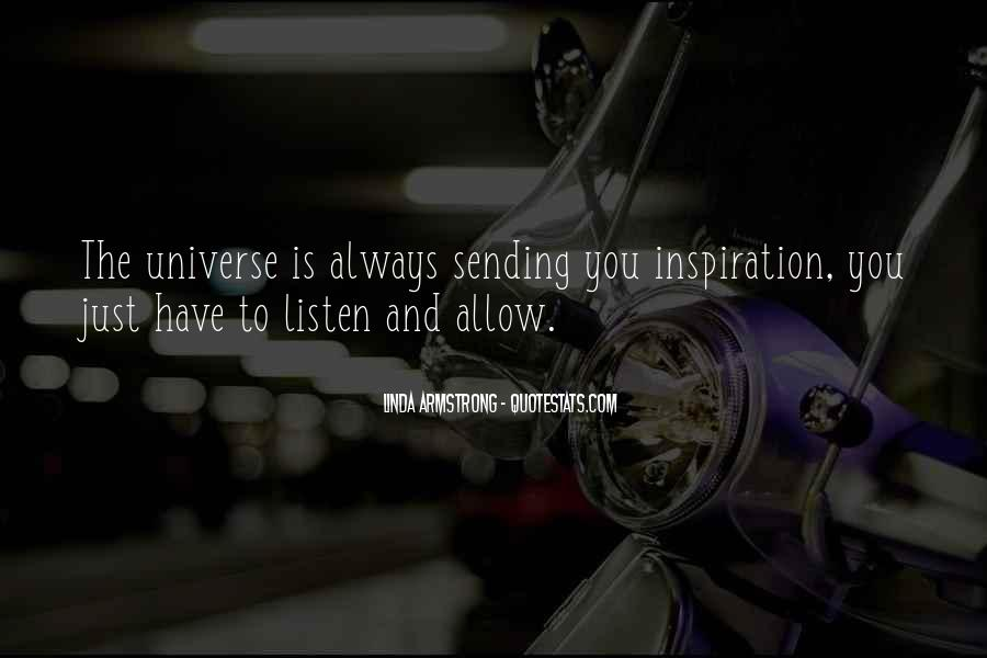 To Listen Quotes #21486