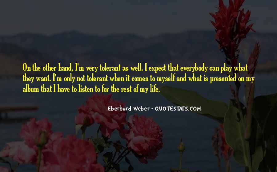 To Listen Quotes #21929