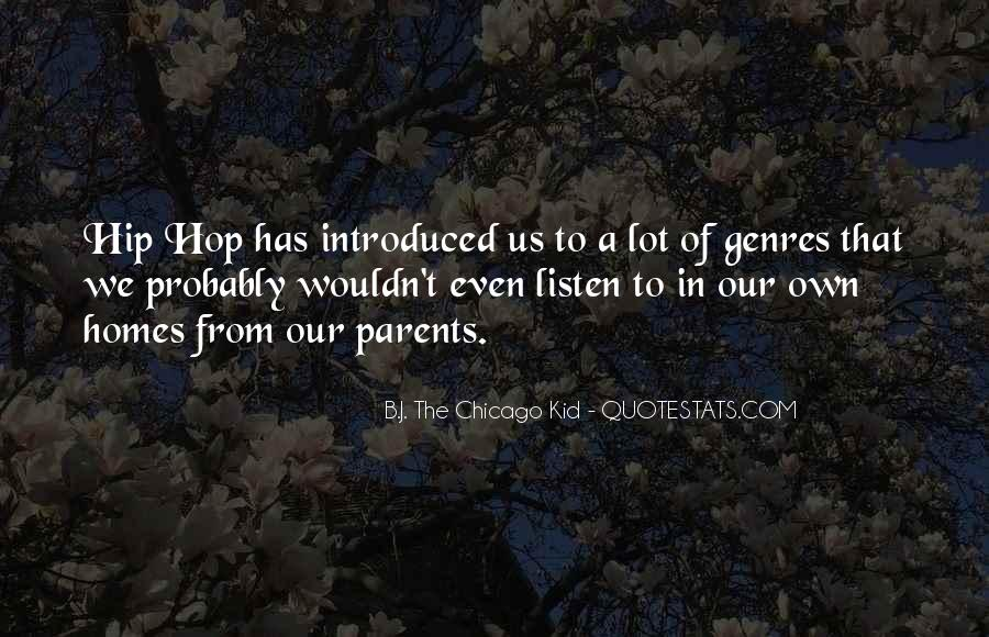 To Listen Quotes #21932