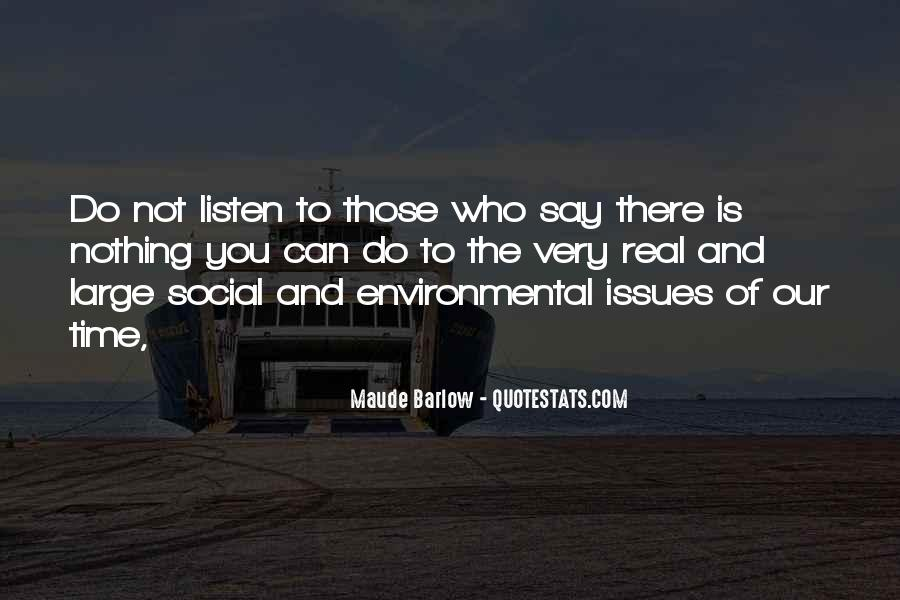 To Listen Quotes #7866