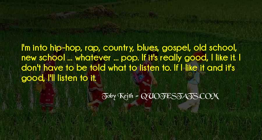 To Listen Quotes #8589