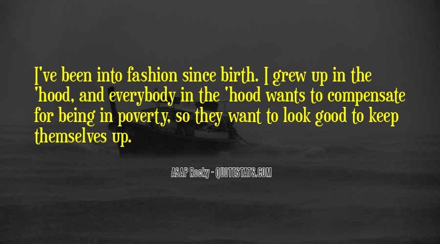 To Look Good Quotes #61955